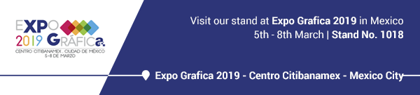 Robert Graphics are attending Expo Grafica 2019