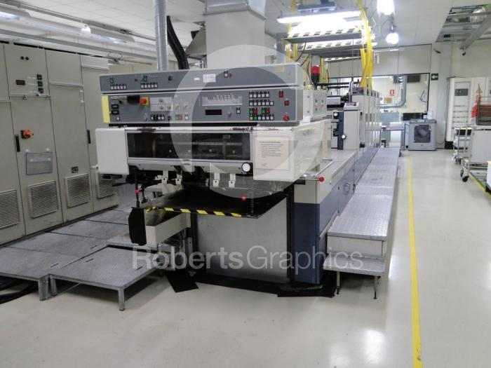 1995 KOMORI LITHRONE L528 + C