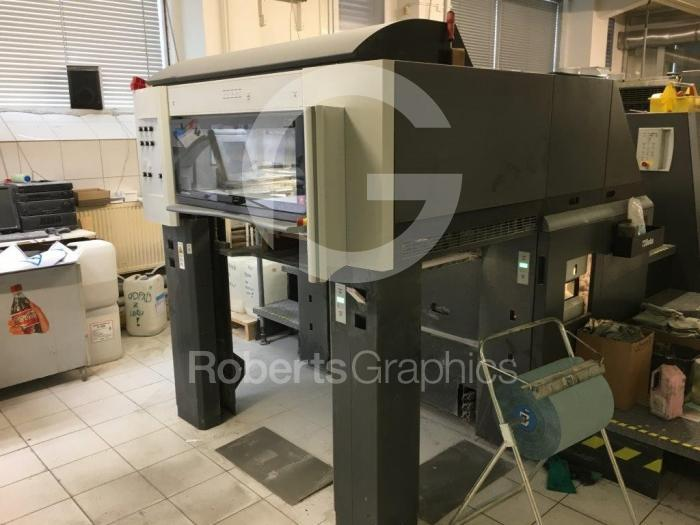 Used Printing Machinery | Roberts Graphics